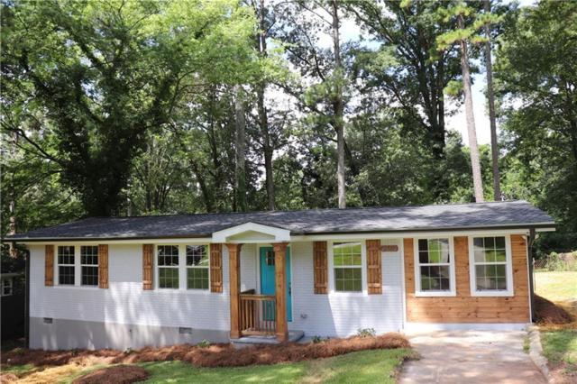 2853 Horse Shoe Drive SE, Atlanta, GA 30316 (MLS #6591600) :: Dillard and Company Realty Group