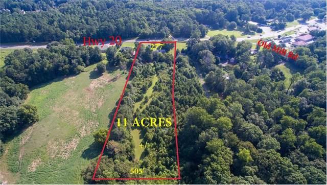 11178 Cumming Highway, Canton, GA 30115 (MLS #6591940) :: RE/MAX Paramount Properties