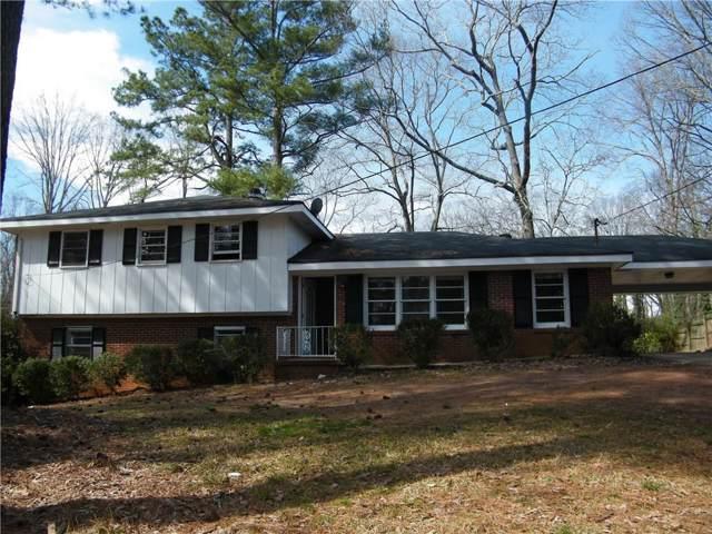 455 Maplecliff Drive, Stone Mountain, GA 30088 (MLS #6591989) :: RE/MAX Paramount Properties