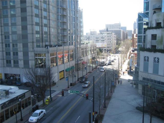 878 Peachtree Street NE #504, Atlanta, GA 30309 (MLS #6592061) :: North Atlanta Home Team