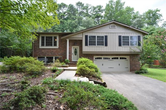 193 Stone Mill Lane NW, Marietta, GA 30064 (MLS #6592078) :: North Atlanta Home Team