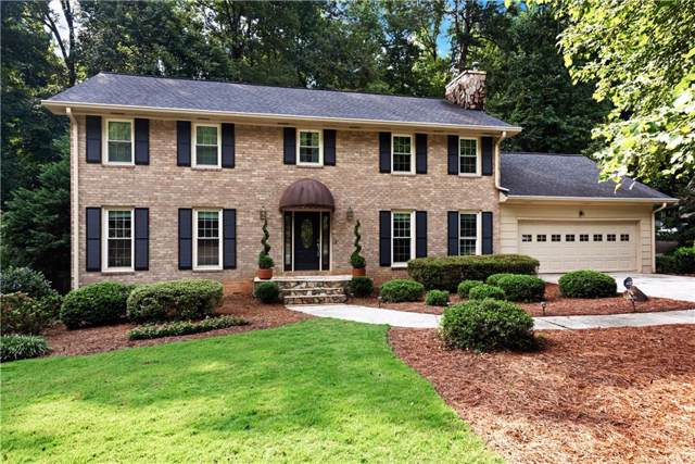 2300 Old Orchard Drive, Marietta, GA 30068 (MLS #6592130) :: Iconic Living Real Estate Professionals