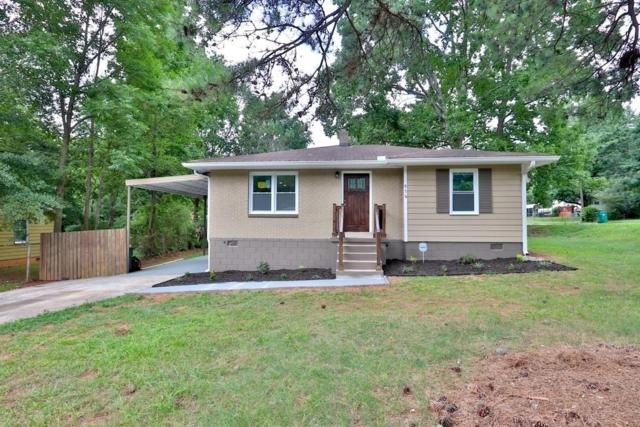 976 Pinehurst Drive SE, Smyrna, GA 30080 (MLS #6592249) :: North Atlanta Home Team