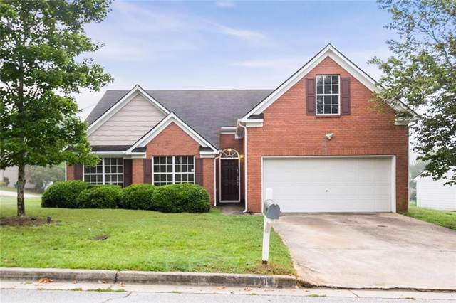 3708 Walnut Creek Way, Lithonia, GA 30038 (MLS #6592311) :: The Zac Team @ RE/MAX Metro Atlanta
