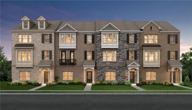 5841 Terrace Bend Way #5, Peachtree Corners, GA 30092 (MLS #6592445) :: North Atlanta Home Team
