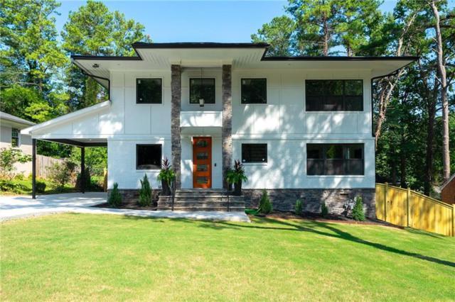 2607 Patrick Court, Atlanta, GA 30317 (MLS #6592534) :: RE/MAX Paramount Properties