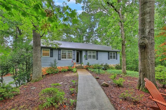 2617 Hood Circle NW, Kennesaw, GA 30152 (MLS #6592619) :: North Atlanta Home Team