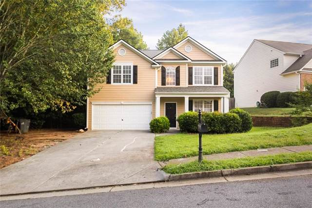3556 Butler Springs Trace NW, Kennesaw, GA 30144 (MLS #6592630) :: Good Living Real Estate
