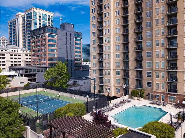 325 E Paces Ferry Road NE #901, Atlanta, GA 30305 (MLS #6592694) :: RE/MAX Paramount Properties