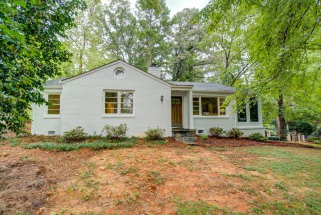 1116 Roxboro Drive NE, Atlanta, GA 30324 (MLS #6592732) :: North Atlanta Home Team