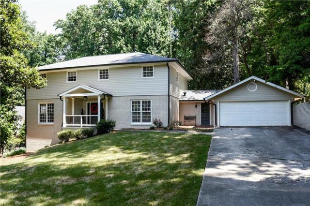165 Forrest Lake Drive NW, Atlanta, GA 30327 (MLS #6592837) :: RE/MAX Paramount Properties