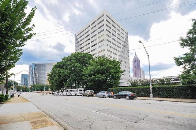 120 Ralph Mcgill Boulevard NE #311, Atlanta, GA 30308 (MLS #6592867) :: RE/MAX Paramount Properties