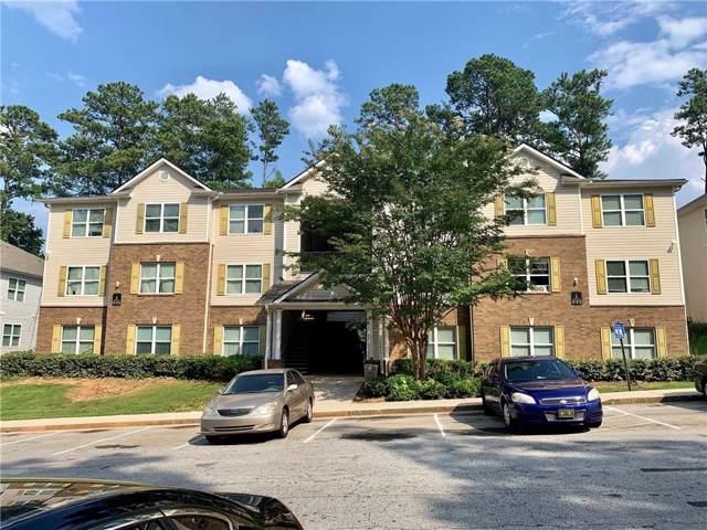 2103 Fairington Village Drive, Lithonia, GA 30038 (MLS #6592904) :: RE/MAX Paramount Properties