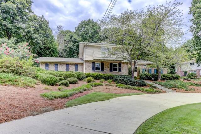2200 Spring Mill Cove, Dunwoody, GA 30338 (MLS #6593036) :: Rock River Realty