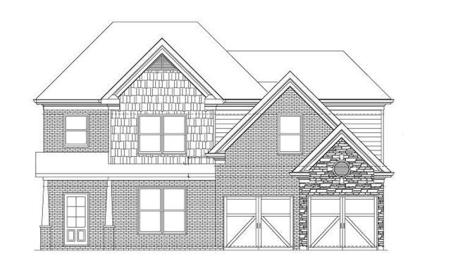 3126 Oxford Mill Lane, Buford, GA 30519 (MLS #6593200) :: North Atlanta Home Team