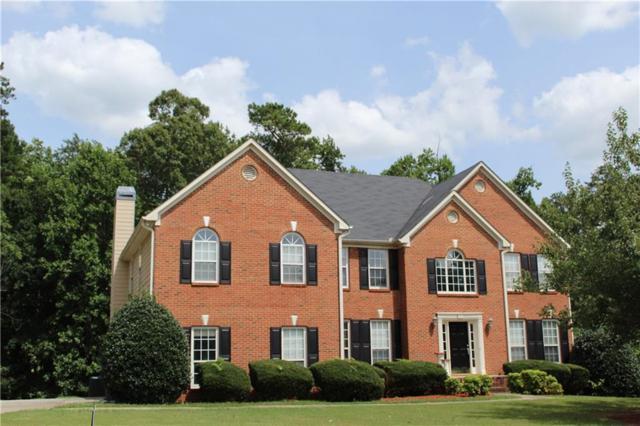 215 Woodbyne Drive, Fayetteville, GA 30214 (MLS #6593205) :: North Atlanta Home Team