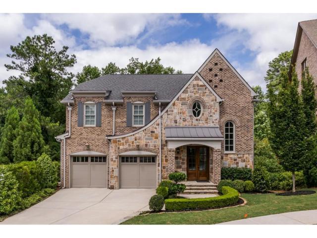 10 High Top Circle, Sandy Springs, GA 30328 (MLS #6593466) :: North Atlanta Home Team