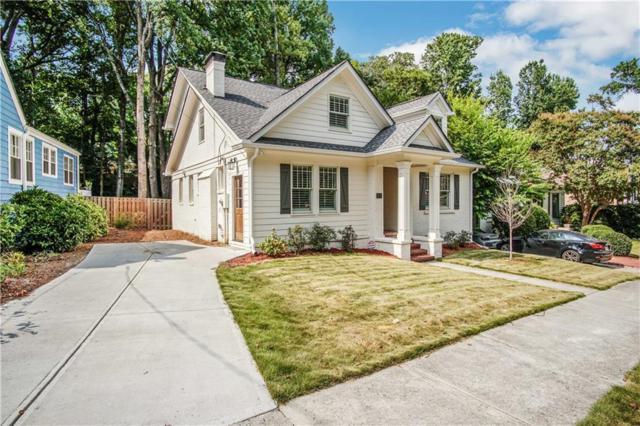 762 Martina Drive NE, Atlanta, GA 30305 (MLS #6593552) :: Path & Post Real Estate