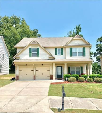7495 Springbox Drive, Fairburn, GA 30213 (MLS #6593716) :: RE/MAX Paramount Properties