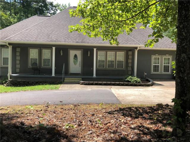 825 S Little New York Trail, Whitesburg, GA 30185 (MLS #6593913) :: North Atlanta Home Team