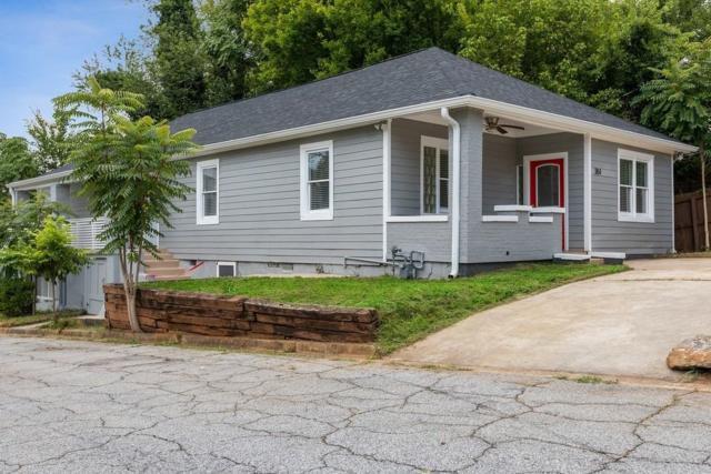 261 Fletcher Street SW, Atlanta, GA 30315 (MLS #6593953) :: The Heyl Group at Keller Williams