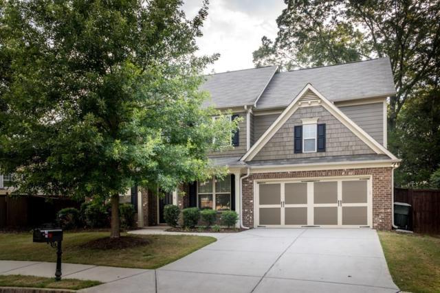 309 Rockmann Lane SW, Marietta, GA 30064 (MLS #6594078) :: Charlie Ballard Real Estate