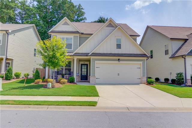 6011 Lily Pad Drive, Flowery Branch, GA 30542 (MLS #6594105) :: The Stadler Group