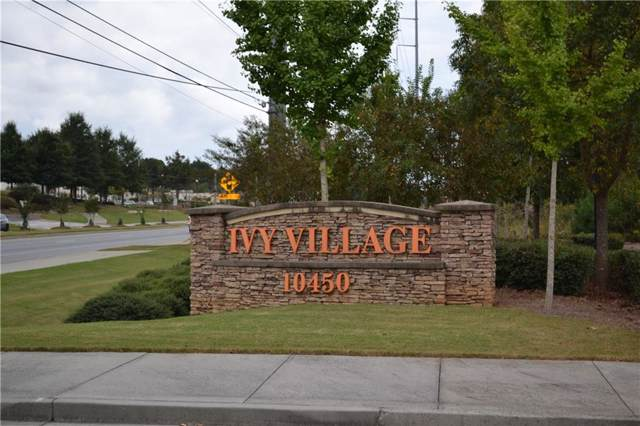10450 Medlock Bridge Road #106, Duluth, GA 30097 (MLS #6594184) :: The Butler/Swayne Team
