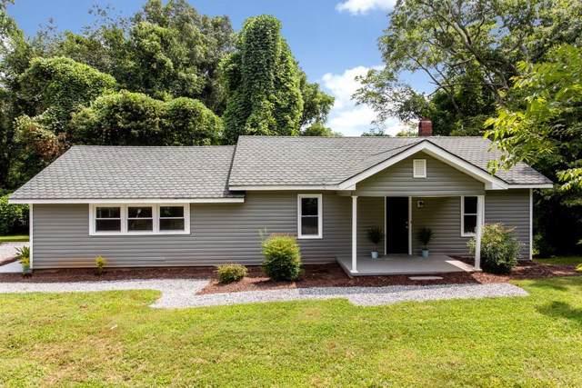 1017 Worley Crossroad, Jasper, GA 30143 (MLS #6594190) :: Path & Post Real Estate
