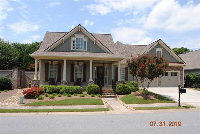 203 Somerset Circle, Woodstock, GA 30189 (MLS #6594211) :: North Atlanta Home Team