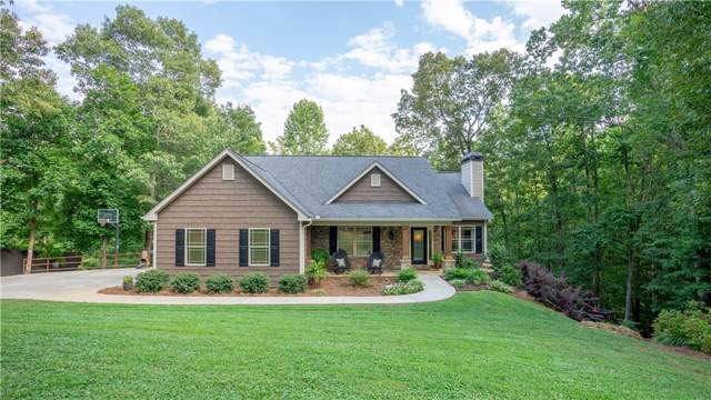 3552 Ridge Drive, Gainesville, GA 30501 (MLS #6594236) :: The Butler/Swayne Team