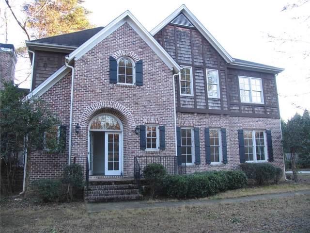 4586 Paper Mill Road, Marietta, GA 30067 (MLS #6594325) :: RE/MAX Paramount Properties