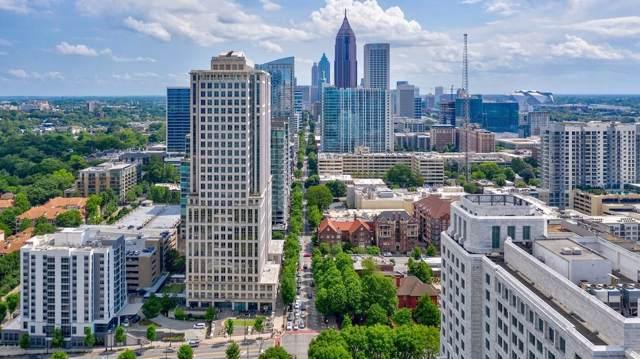 1080 Peachtree Street NE #2909, Atlanta, GA 30309 (MLS #6595386) :: The Zac Team @ RE/MAX Metro Atlanta