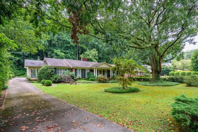 4391 Tree Haven Drive, Atlanta, GA 30342 (MLS #6595479) :: The Hinsons - Mike Hinson & Harriet Hinson