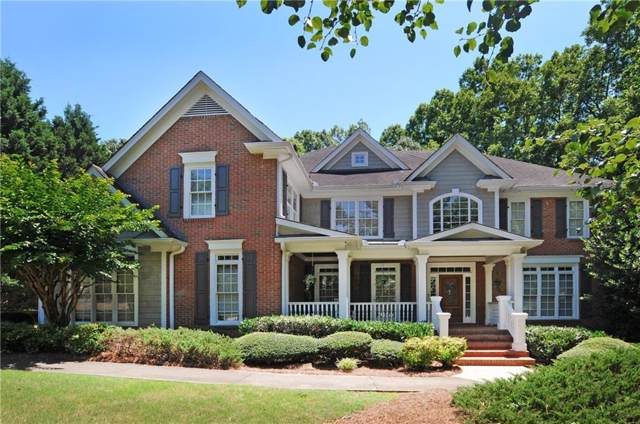 420 Bethany Green Cove, Alpharetta, GA 30004 (MLS #6595530) :: The Heyl Group at Keller Williams