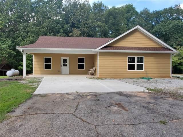 301 Henry Scott Road, Ball Ground, GA 30107 (MLS #6595614) :: Path & Post Real Estate