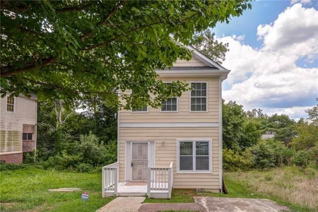 152 Maple Street NW, Atlanta, GA 30314 (MLS #6595625) :: Iconic Living Real Estate Professionals