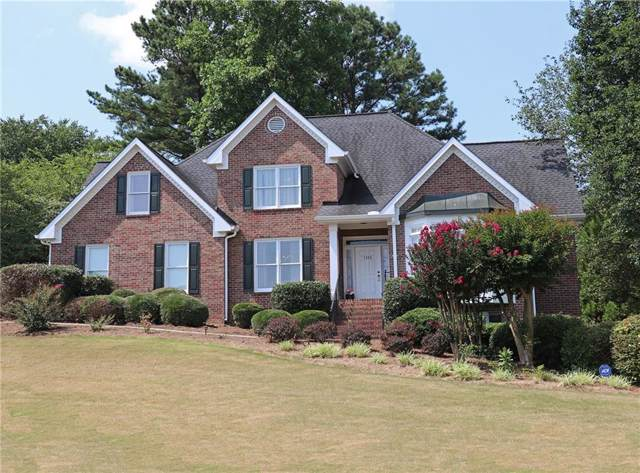 1355 Country Lake Drive SW, Lilburn, GA 30047 (MLS #6595687) :: RE/MAX Paramount Properties