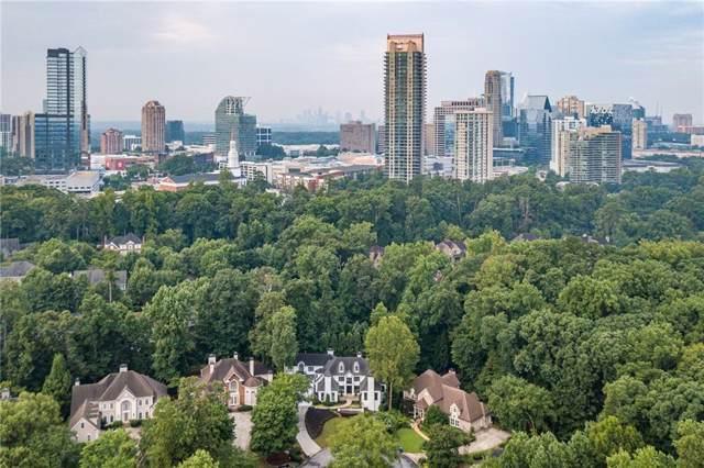 861 Carlton Ridge NE, Atlanta, GA 30342 (MLS #6595703) :: The Zac Team @ RE/MAX Metro Atlanta