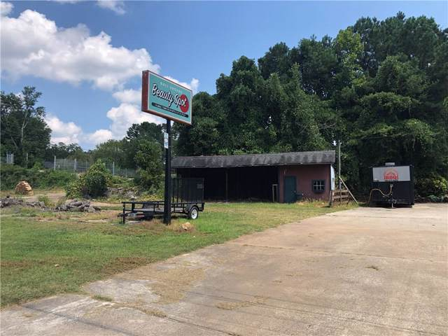 00 Ball Ground Highway, Ball Ground, GA 30107 (MLS #6595704) :: North Atlanta Home Team