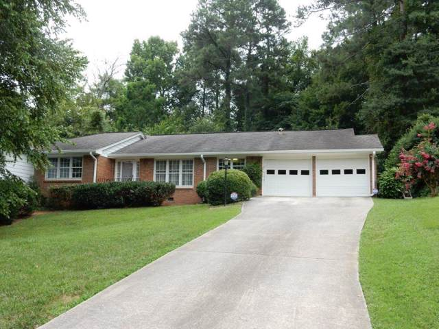 3042 Farmington Drive, Atlanta, GA 30339 (MLS #6595716) :: The Hinsons - Mike Hinson & Harriet Hinson