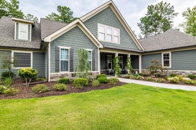 245 Discovery Lake Drive, Fayetteville, GA 30215 (MLS #6595764) :: Path & Post Real Estate