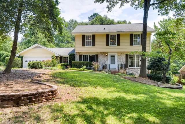 1135 Crest Brook Lane, Roswell, GA 30075 (MLS #6595773) :: Team RRP | Keller Knapp, Inc.