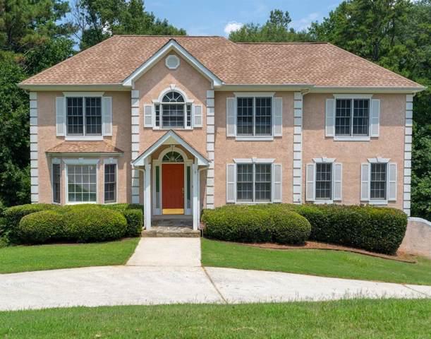 315 Butterfield Lane, Fayetteville, GA 30214 (MLS #6595782) :: Path & Post Real Estate