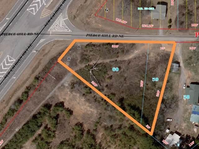 00 Pierce Hill Road, Rome, GA 30161 (MLS #6595866) :: RE/MAX Paramount Properties