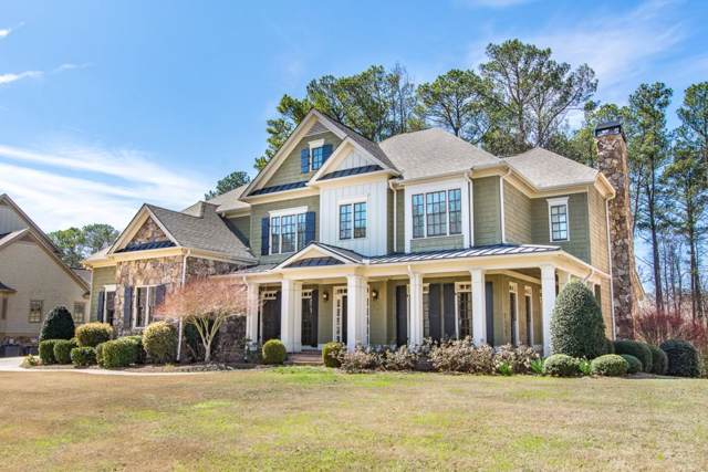 239 Hanson Way, Marietta, GA 30064 (MLS #6595872) :: North Atlanta Home Team