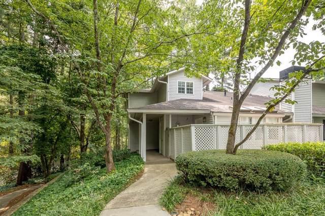 6802 Glenridge Drive B, Sandy Springs, GA 30328 (MLS #6595911) :: North Atlanta Home Team