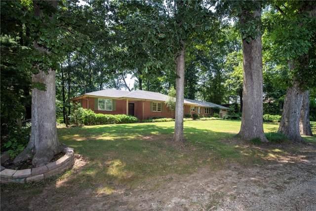 201 Westbrook Road, Commerce, GA 30530 (MLS #6595957) :: RE/MAX Paramount Properties