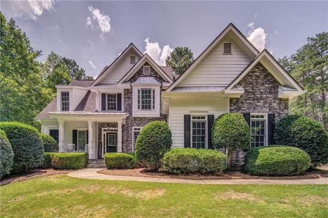 875 Long Road, Ball Ground, GA 30107 (MLS #6595974) :: Path & Post Real Estate