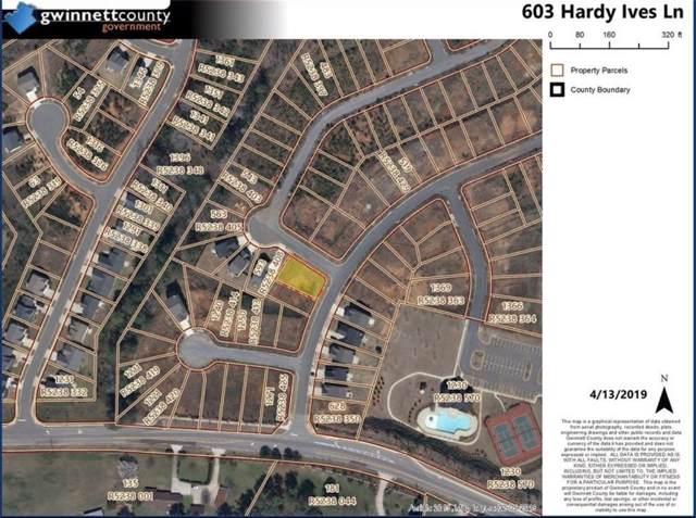 603 Hardy Ives Lane, Lawrenceville, GA 30045 (MLS #6595982) :: RE/MAX Paramount Properties